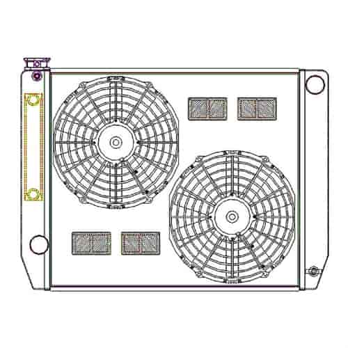 Griffin Radiators CU26222TCYT