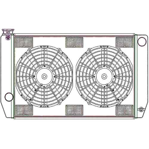 Griffin Radiators CU26241XCYT