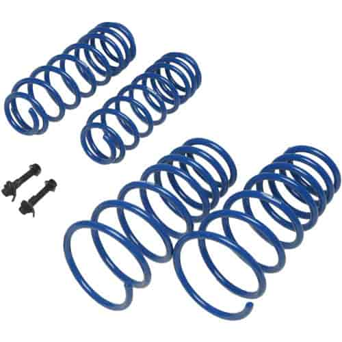Ground Force 5000 - Ground Force Lowering Coil Springs