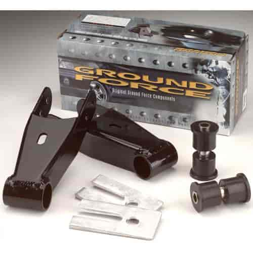 Ground Force 91146 - Ground Force Shackle Kits