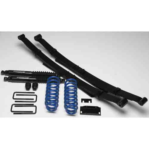 Ground Force 9909 - Ground Force Lowering Suspension Systems