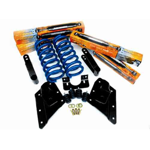 Ground Force 9910 - Ground Force Lowering Suspension Systems