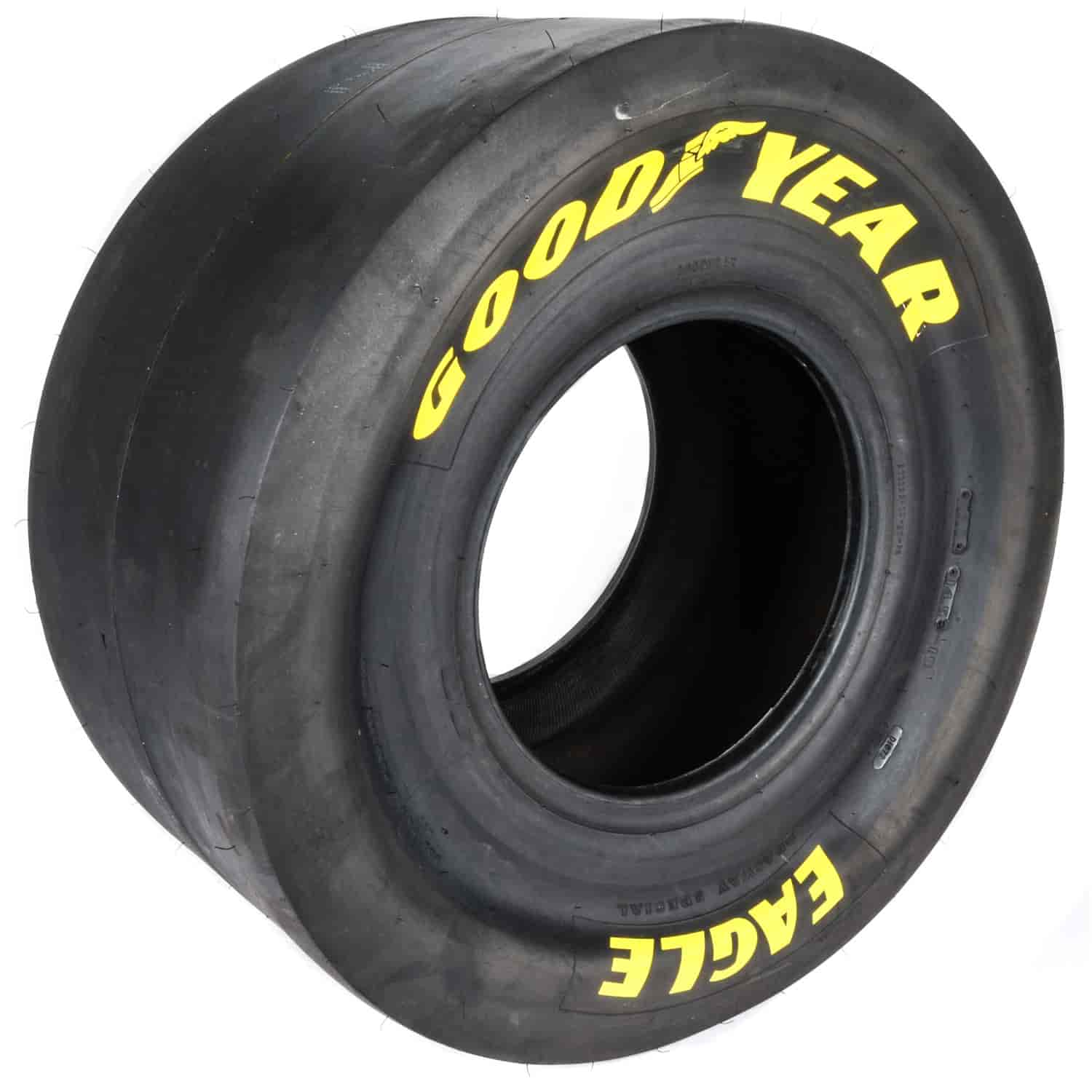 Goodyear Racing Tires >> Goodyear D1672 Eagle Drag Slick 32 X 14 5 15 Jegs