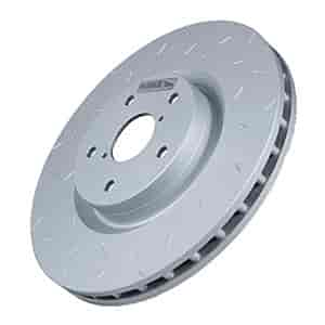 Hawk HUS614 - Hawk Performance Quiet Slot Rotors