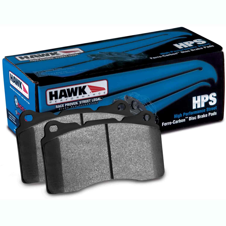 Hawk Disc Brake Pad HPS Performance Street w/0 666 Thickness