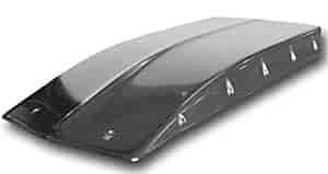 Harwood 4114 - Harwood Fiberglass Cowl Induction Hood Scoops