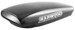 Harwood 4166 - Harwood Bolt-On Fiberglass Aero Scoops