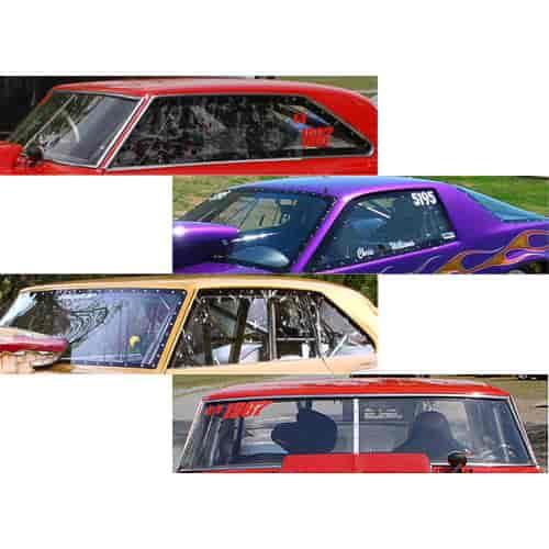 sc 1 st  Jegs & Harwood 42931-T: Lexan Door Windows | JEGS