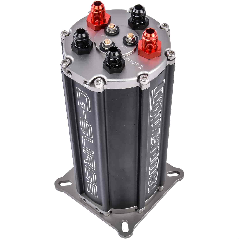 Hyperfuel G-Surge Dual Pump Tank