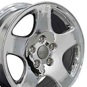 OE Wheels 5910016 - OE Wheels Audi Replica Wheels
