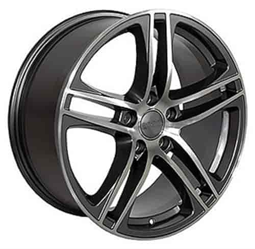 OE Wheels 5910063 - OE Wheels Audi Replica Wheels