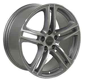 OE Wheels 5910066 - OE Wheels Audi Replica Wheels