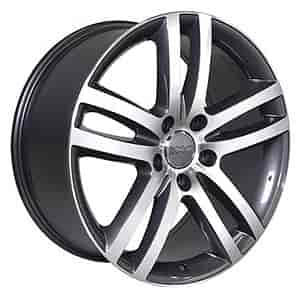 OE Wheels 5910071 - OE Wheels Audi Replica Wheels
