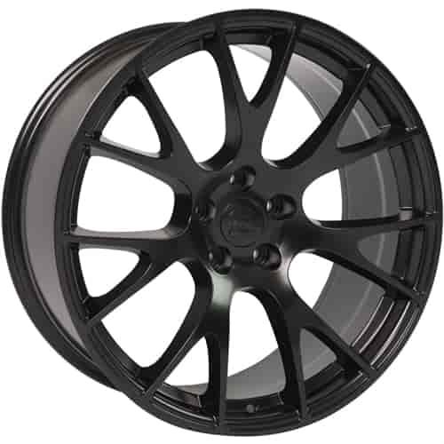 dodge jegs satin hellcat rims black wheel oe style ram i wheels