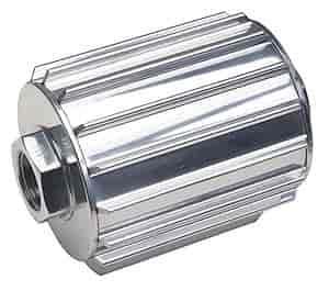 Hamburger's 3339: 90 Degree High Flow Fuel Filter 1/2