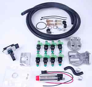On 3 Performance FOXFA - On 3 Performance Turbo Kit Components 87-93 5.0L Mustangs