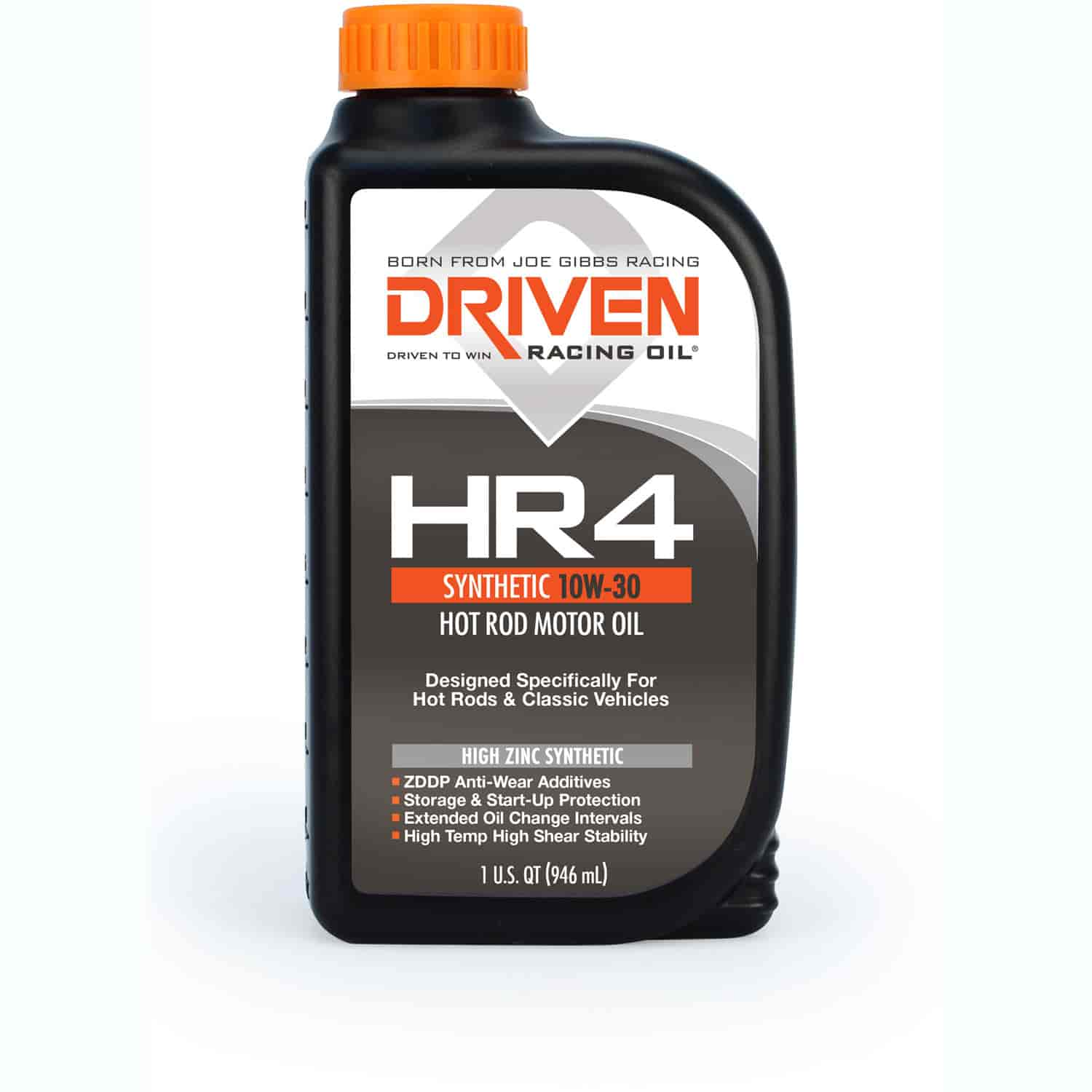Driven Racing Oil 01506 Hr4 10w 30 Synthetic Hot Rod 1 Quart Jegs Typical Wiring Schematic For Street