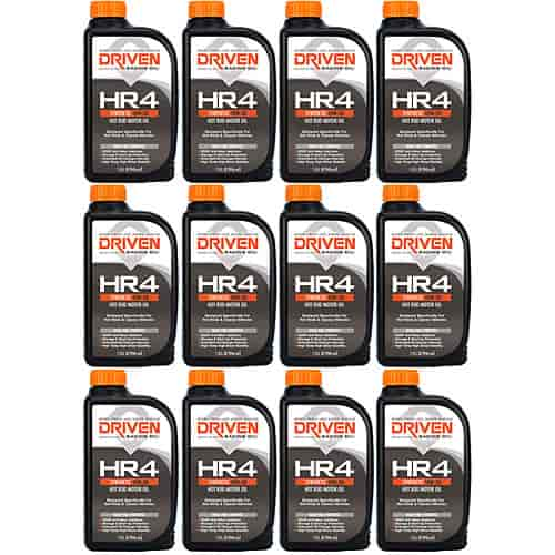 Driven Racing Oil 01507 - Driven Hot Rod High Performance Oils
