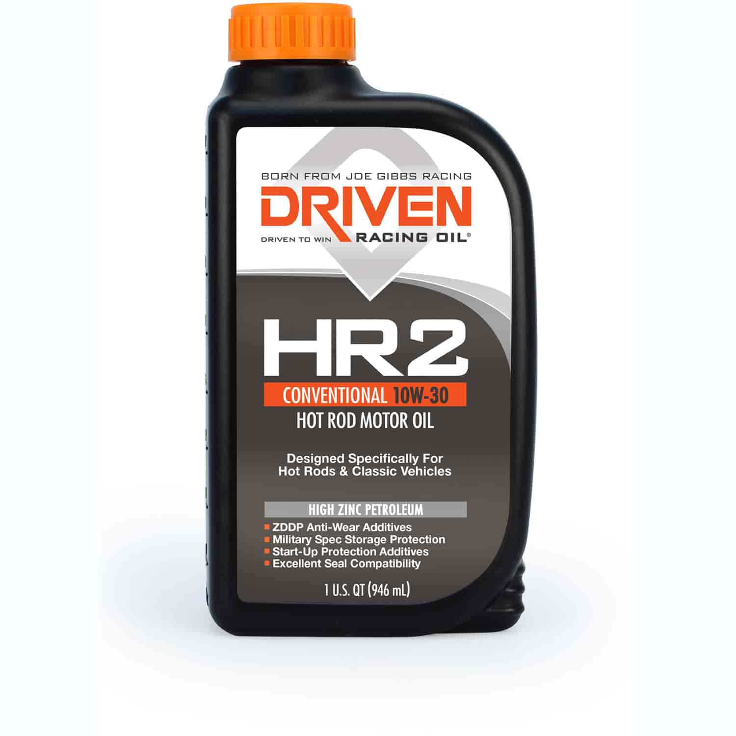 Driven Racing Oil 02006 - Driven Hot Rod High Performance Oils