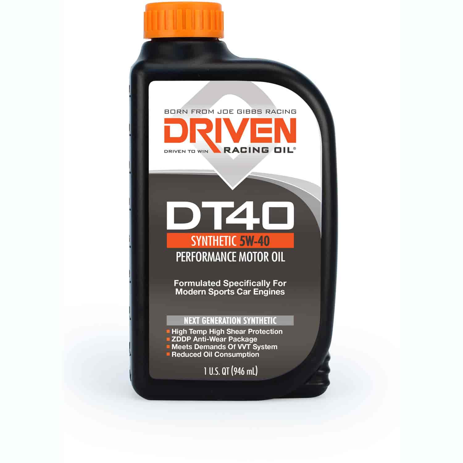 Driven Racing Oil 02406 - Driven Synthetic European Sports Car Oil