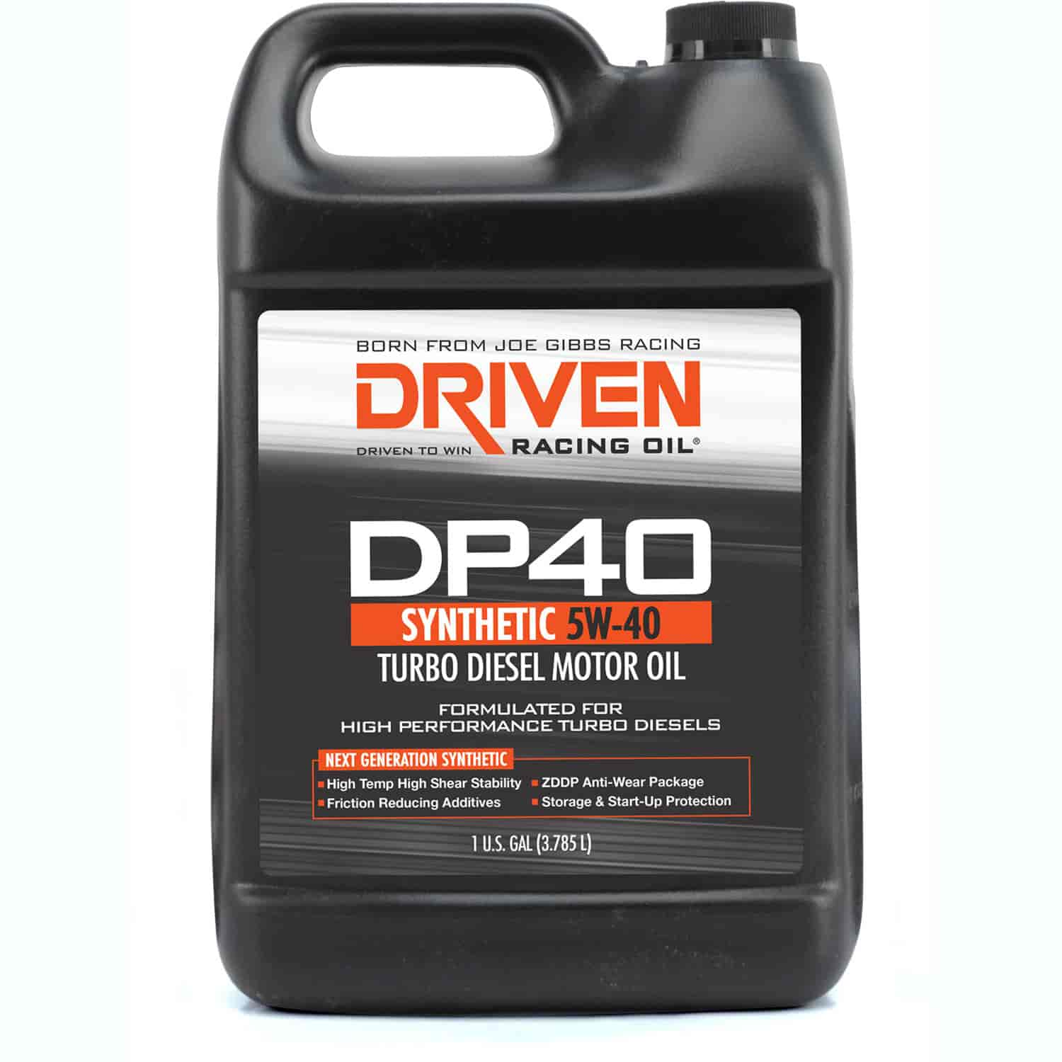 Driven Racing Oil 02508 - Driven Synthetic Performance Diesel Oil