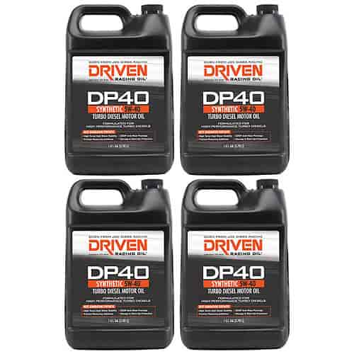 Driven Racing Oil 02535 - Driven Synthetic Performance Diesel Oil