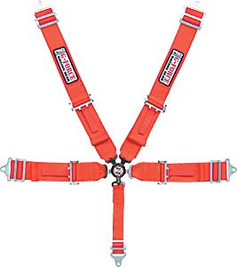 G-FORCE 7000RD - G-FORCE Pro Series Camlock Harnesses