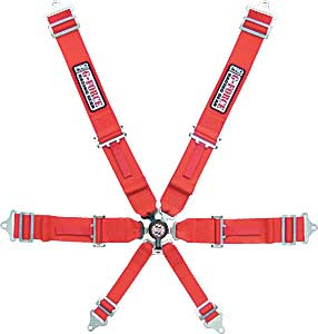 G-FORCE 7001RD - G-FORCE Pro Series Camlock Harnesses