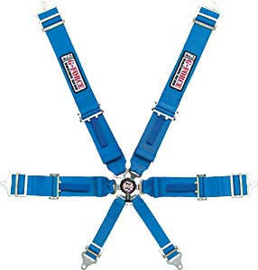 G-FORCE 7101BU - G-FORCE Pro Series Camlock Harnesses