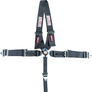 G-FORCE 7543BK - G-FORCE Pro Series Camlock Harnesses
