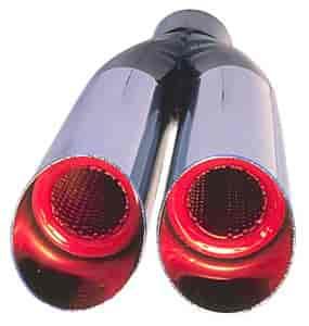 Hedman 17122 Hot Tips Chrome Exhaust Tip