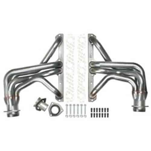 "Hedman Hedders 69230 Steel 1-5//8/"" Exhaust Headers for Chevy /& GMC"