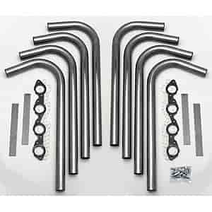 Hedman 68890 - Hedman Hedders Hot Rodz Weld-Up Header Kits