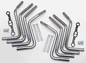 Hedman 68900 - Hedman Hedders Hot Rodz Weld-Up Header Kits
