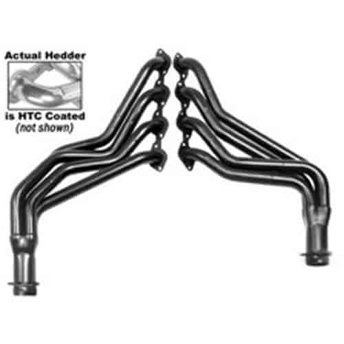 Hedman Standard Duty HTC Coated Full-Length Headers 1975-95 Chevy P30 454 &  Class A Motorhome