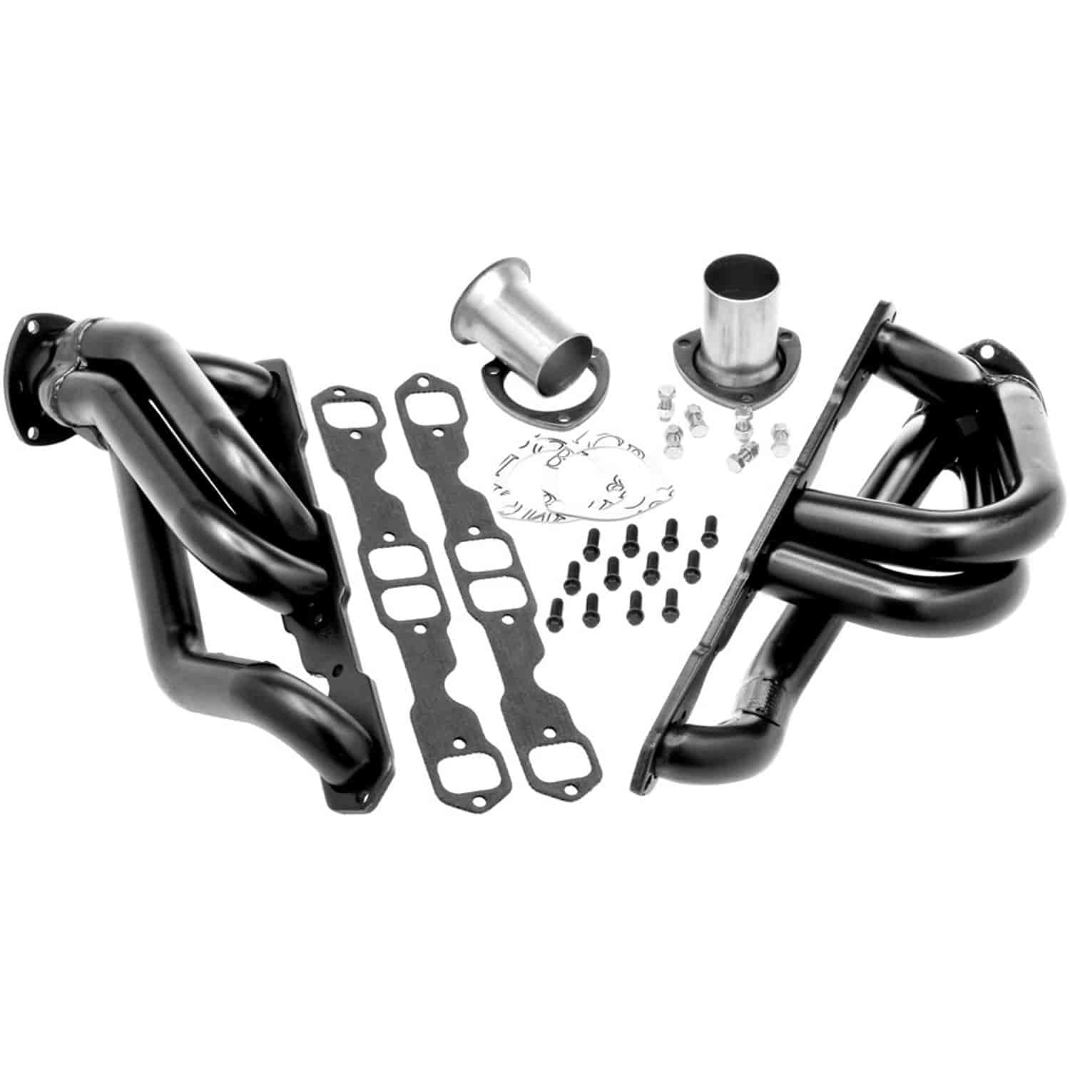 Hedman 69530 Engine Swap Headers 1982 2000 S10 With Sbc Jegs Chevy Tail Light Wiring Harness Cap