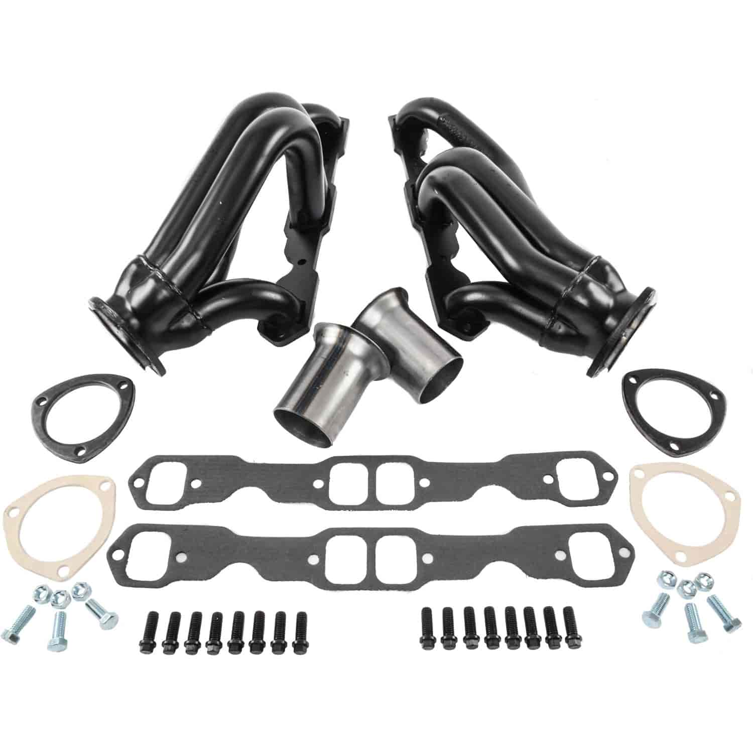 Hedman 69560: S10 Engine Swap Headers 1982-2000 S10 With