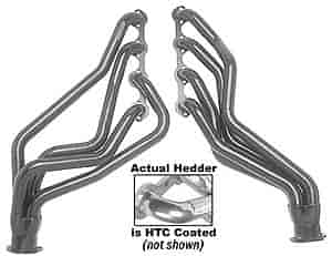 Hedman 88666 - Hedman HTC Hi-Tech Coated Headers