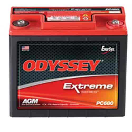 Odyssey Batteries PC680