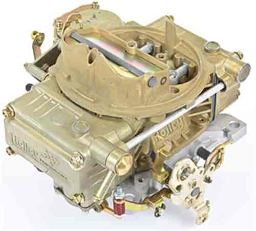 Holley 0-1850C               - Holley 600 cfm 4-bbl Carburetors