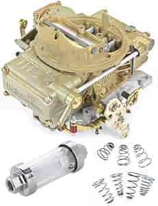 Holley 0-1850CK              - Holley 600 cfm 4-bbl Carburetors