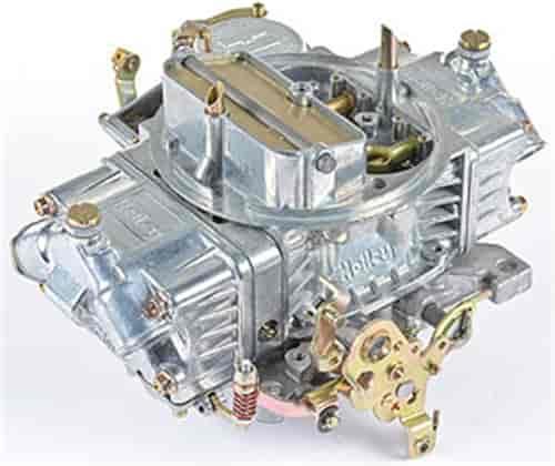Holley 750 cfm 4-Barrel Carburetor Zinc finish