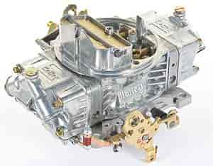 Holley 0-4776S               - Holley Zinc-Coated Double Pumper Carburetors & Kits