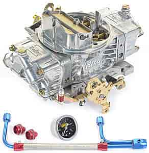 Holley 0-4776SK1             - Holley Zinc-Coated Double Pumper Carburetors & Kits