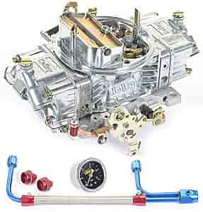 Holley 0-4777SK1             - Holley Zinc-Coated Double Pumper Carburetors & Kits