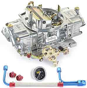Holley 0-4779SK1             - Holley Zinc-Coated Double Pumper Carburetors & Kits