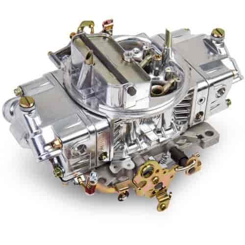 Holley Aluminum Double Pumper Carburetor 750 cfm