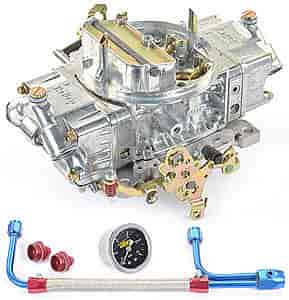 Holley 0-4780SK1             - Holley Zinc-Coated Double Pumper Carburetors & Kits