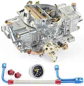 Holley 0-4781SK1             - Holley Zinc-Coated Double Pumper Carburetors & Kits
