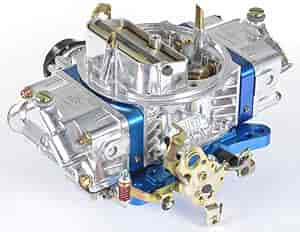 Holley 0-76750BL - Holley Ultra Double Pumper Electric Choke Carburetors